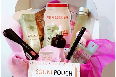 Sooni Pouch- No 1 K Beauty Box Photo 1