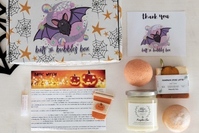 Bats and Bubbles Box Photo 1