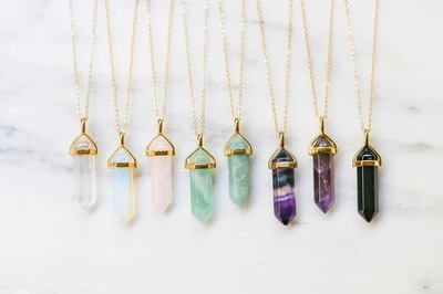 Charming Crystal Necklace Subscription Photo 1