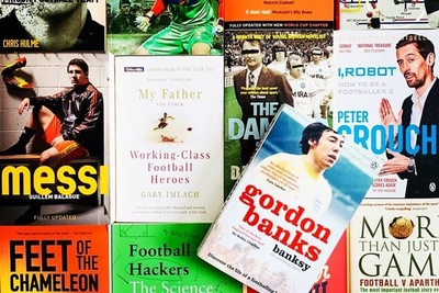 Monthly Football Book Club Photo 1