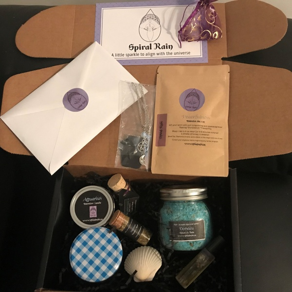 February 2019 Eclectic witch box