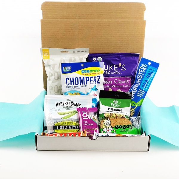 Sample Monthly Box