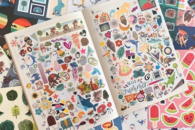 Big Kids Sticker Pack Photo 1
