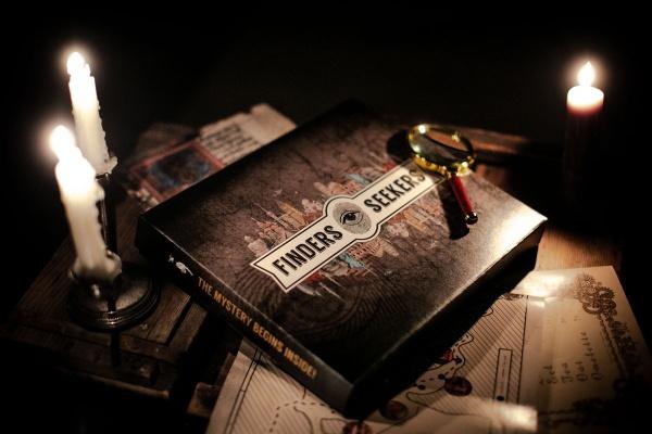 Finders Seekers Mysteries