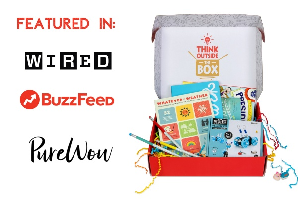 Learning Crates Activity Subscription Box