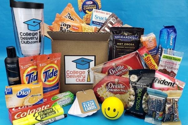 15 Unique College Care Packages for Homesick Students | Cratejoy