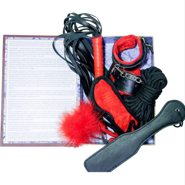 Evening Tea Bondage/Kink Exploration Kit