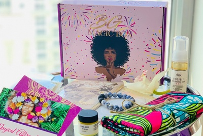 Black Girl Magic Box Photo 1