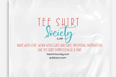 Tee Shirt Society by Gabbie + Co. Photo 2