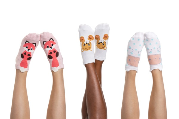 Sox Box: Cute Korean Socks, Every Month Photo 1