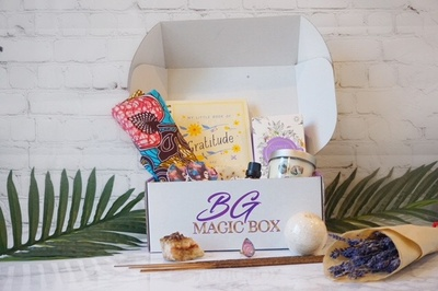 Black Girl Magic Box Photo 3