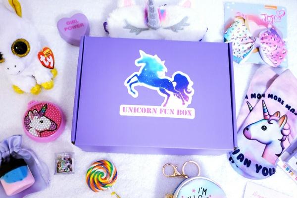 261e405e0fc47 Unicorn Fun Box | Subscription Box for Unicorn Lovers | Cratejoy