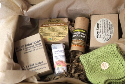 AM Soaps Eco-Friendly Subscription Box