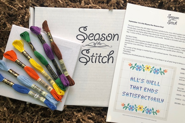 Season of the Stitch Photo 1
