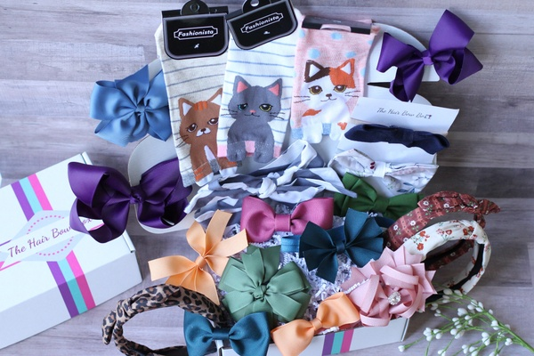 The Hair Bow Box Photo 1