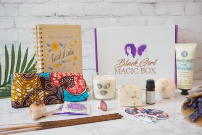 Black Girl Magic Box Photo 2