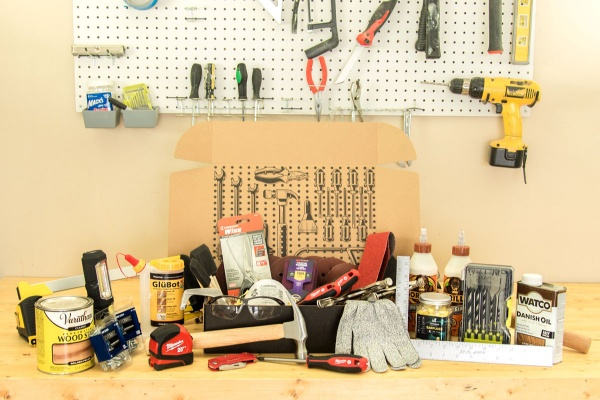 Tool Subscription Box Photo 1