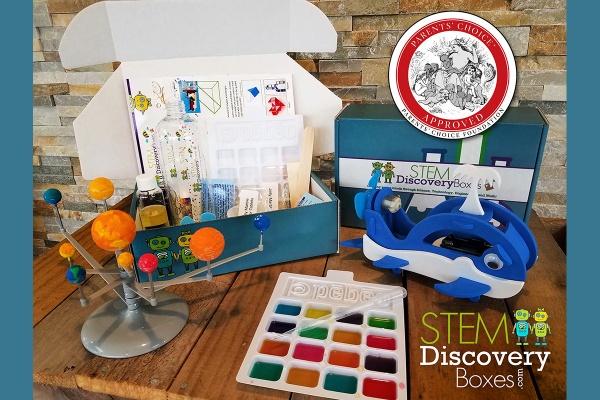 STEM Discovery Box