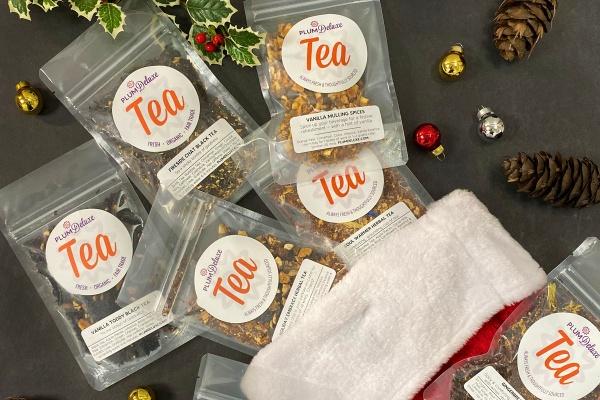 Plum Deluxe Organic Loose Leaf Tea Membership