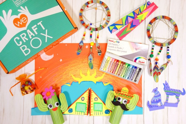 The 15 Best Arts And Craft Kits For Kids Of All Ages Cratejoy