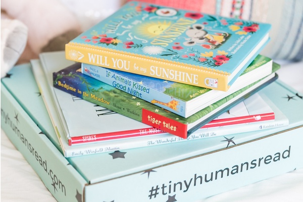 Tiny Humans Read book subscription.