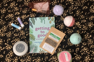 Yasss! Self Care subscription box Photo 1
