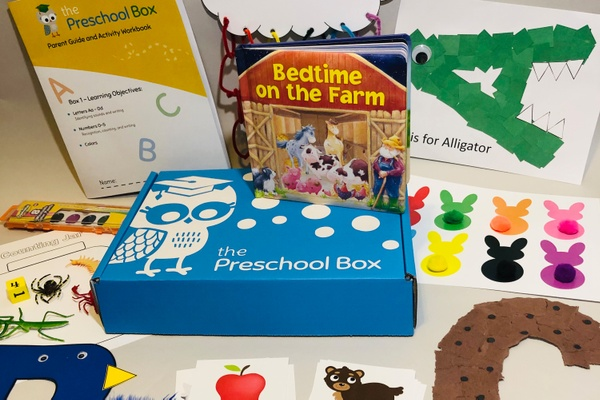 The Preschool Box Photo 1