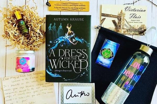 Magical Reads Crate Photo 1