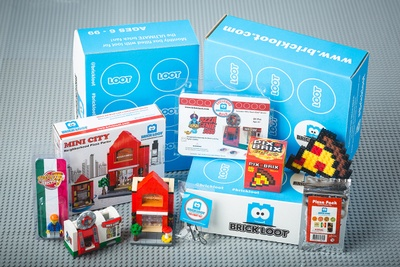 Brick Loot Subscription Photo 1