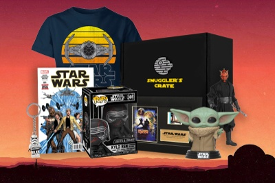 Smugglers Crate - The Star Wars™ Mystery Box! Photo 1