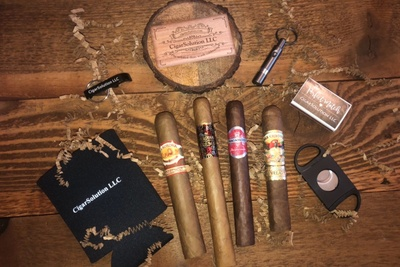 Monthly cigars sent to you! Photo 2
