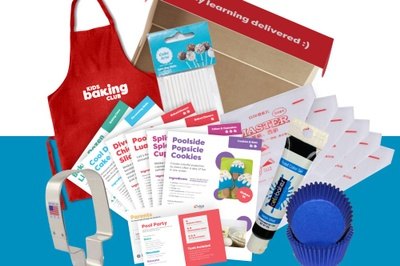 Kids Baking Club Box Photo 1