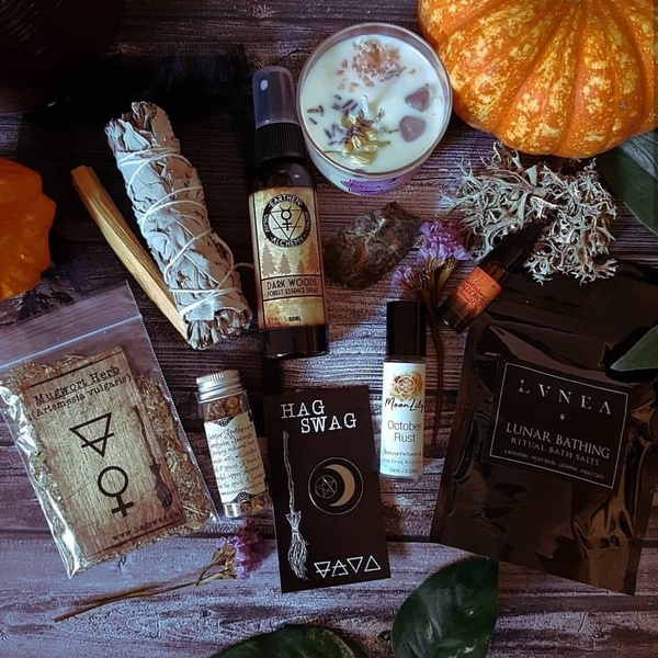 Samhain Box ~ October 2018