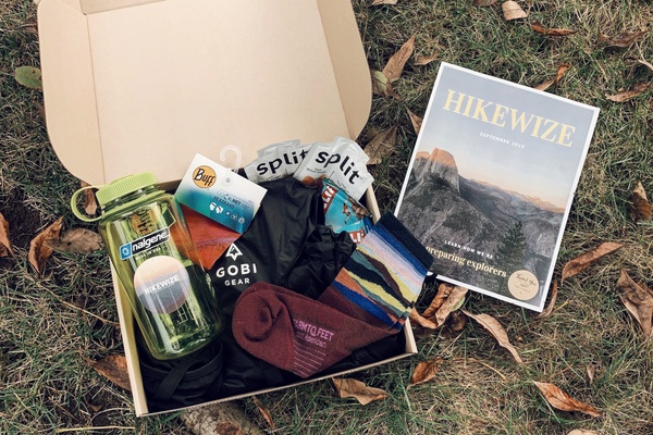 The Hikewize Subscription Box Photo 1