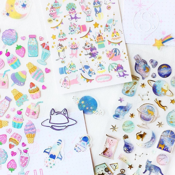 May Cute Pack: Milky Way Carnival
