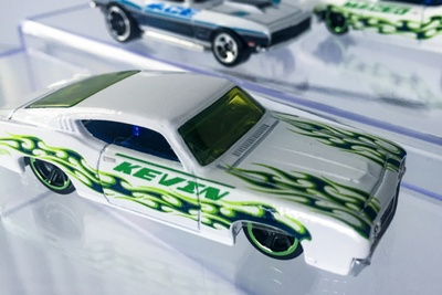 Hot Wheels Subscription Box Photo 1