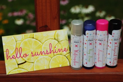 I'm the Balm Tubetastic Lip Balm  Subscription Photo 1