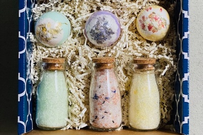 Treat yourself to the best soaking salts! All Organic and Natural! Photo 3