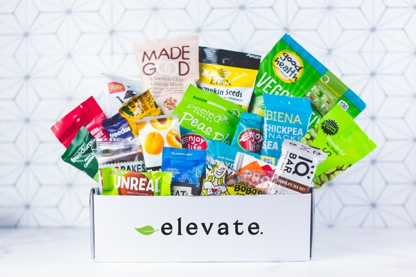 elevate. Snack Box Photo 1