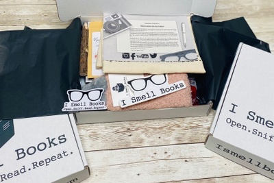 I Smell Books Subscription Box Photo 1