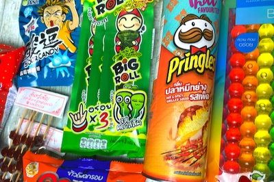 ASIAN Snack BOX Photo 3