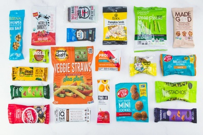 elevate. Snack Box Photo 3
