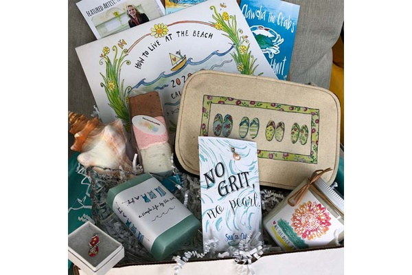 around the world subscription box seacrate