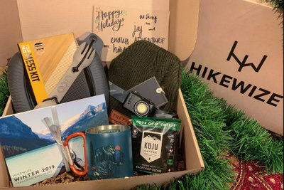 The Hikewize Subscription Box Photo 3