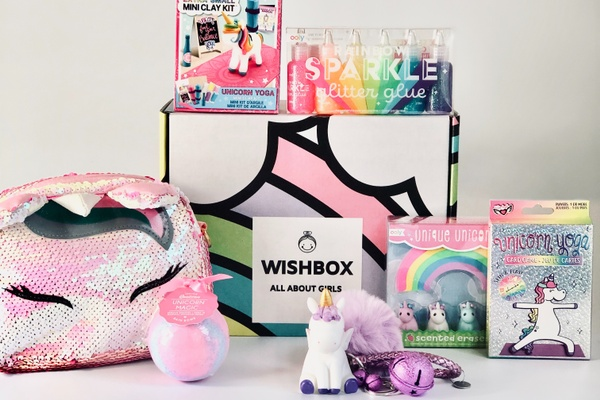 WISHBOX all about girls Photo 1