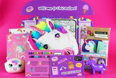 Unicorn Dream Box Photo 1