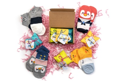 Sox Box: Cute Korean Socks, Every Month Photo 2