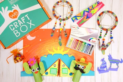 24 Subscription Boxes For Arts And Crafts Supplies Cratejoy