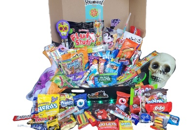 The Trick or Treat Box Photo 1