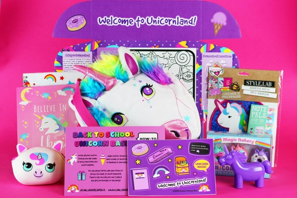 Unicorn Dream Box